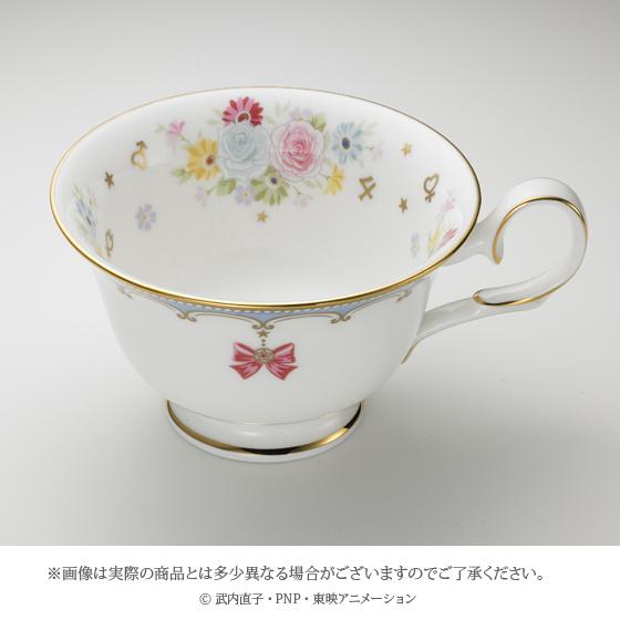 美少女戦士セーラームーン ティーカップ&ソーサー